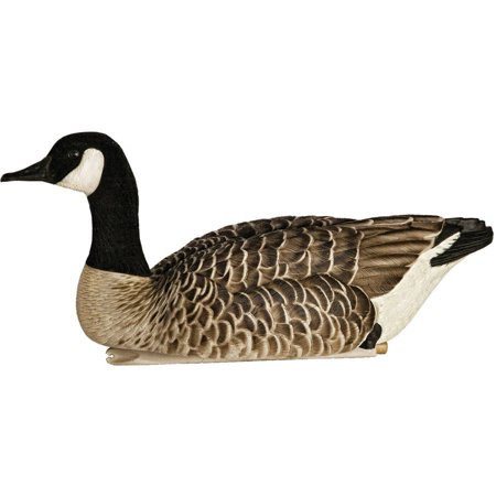 Snow Goose Shell Decoy (Avian X Top Flight Goose Decoy, Honker Floater, Pack of)