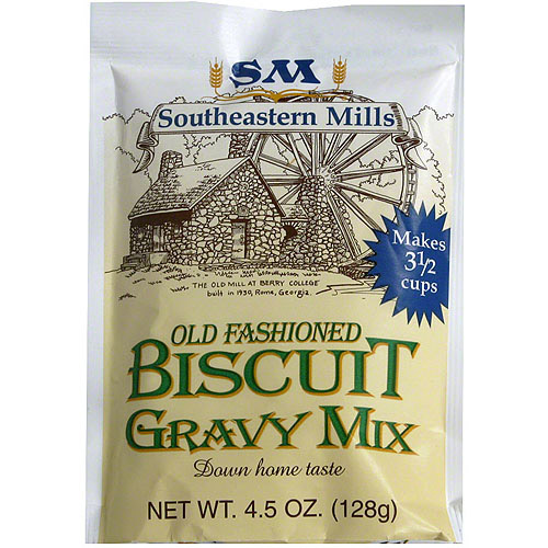 Southeastern Mills Biscuit Gravy Mix, 4.5 oz (Pack of 24)