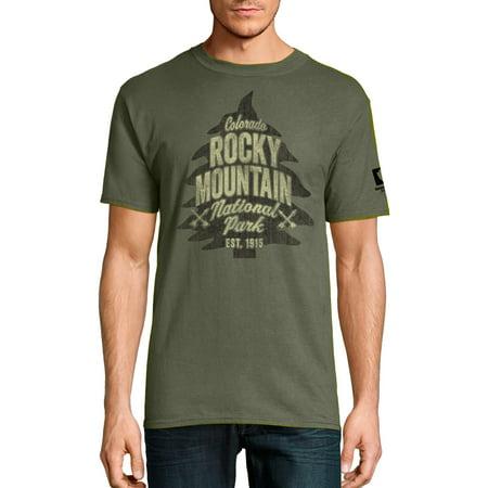Men's Hanes Rocky Mountain National Park
