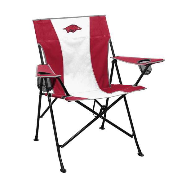 Arkansas Razorbacks Pregame Chair