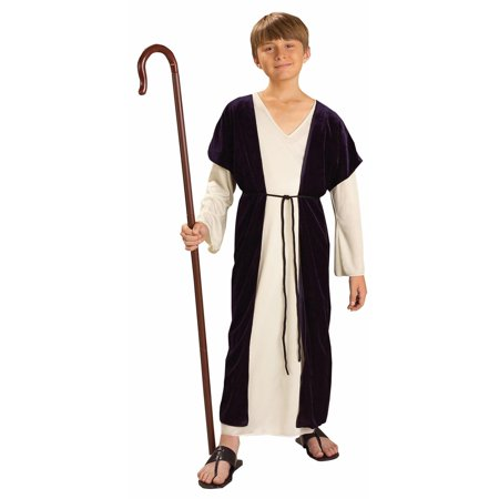 Shepherd Child Costume - Small 4-6 (Shepherds Costume For Kids)
