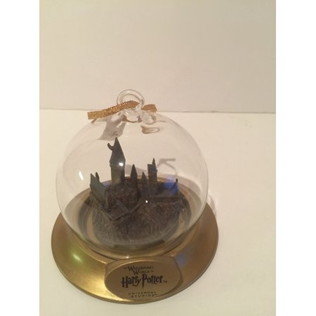 Universal Studios Halloween Singapore Review (Universal Studios Harry Potter Hogwarts Castle in Glass Dome Ornament New)