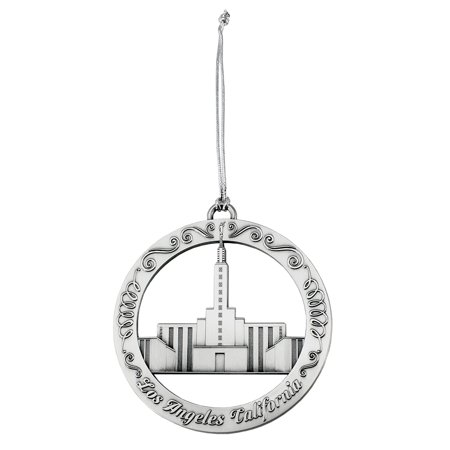 Los Angeles California Keepsake Ornament
