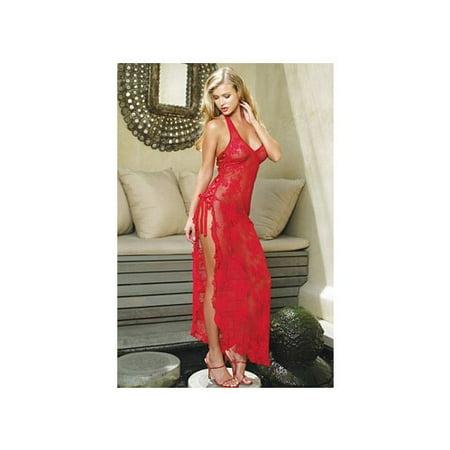 Spanish Rose Lace Long Dress 88009 Black,Red](Spanish Dresses)