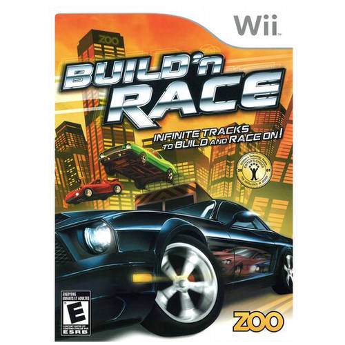 Image of Buildn Race (Wii) - Pre-Owned