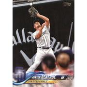 2018 Topps #29 Hunter Renfroe San Diego Padres Baseball Card