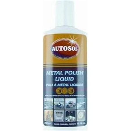 autosol 1210 250ml metal polish liquid case of 12. Black Bedroom Furniture Sets. Home Design Ideas