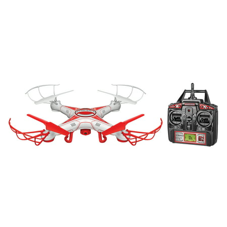 Striker-X 2.4GHz 4.5CH Remote Control RC HD Camera Drone