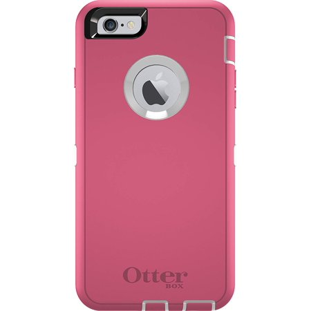 Iphone 3g Holster - OtterBox Defender Series Case And Holster For iPhone 6s PLUS & 6 PLUS (W/out Clip) Pink
