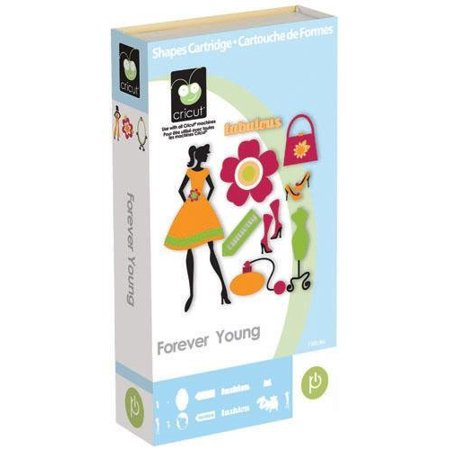 Halloween Cards With Cricut (Shapes Cartridge Forever Young By The Each, Use with all Cricut® machines By Cricut from)