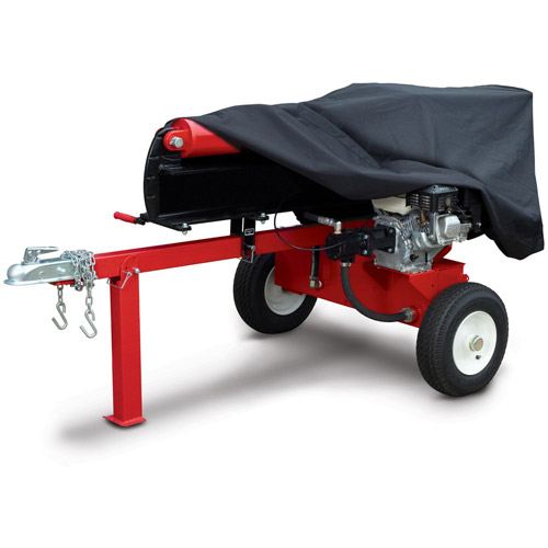 "Classic Accessories Log Splitter Cover, fits gas or electric log splitters up to 82""L x 45""W"
