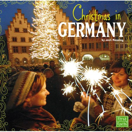 First Facts: Christmas Around the World: Christmas in Germany (Hardcover) ()