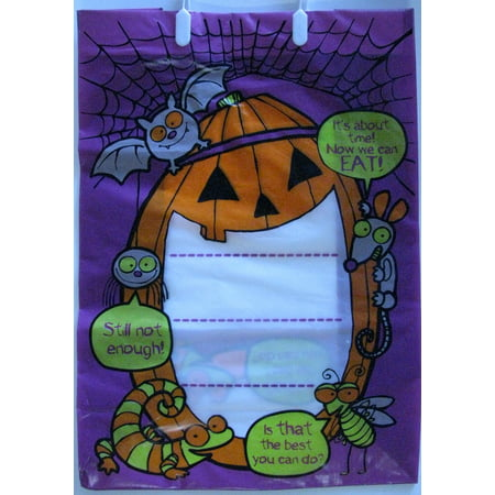 Paper Magic Group 'Trick or Treat Bag' Halloween Accessories](Cute Halloween Ideas For Groups)