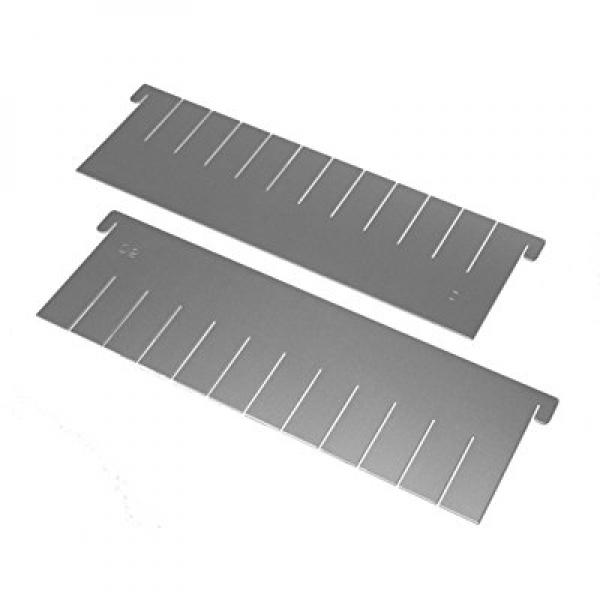 """Alan Silverwood Extra Dividers for 12"""" x 4"""" Multisize Cake Pan"""