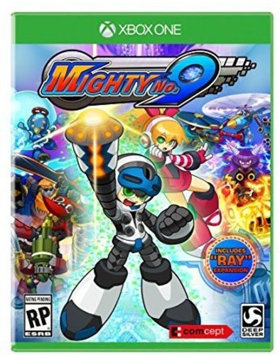 Mighty No. 9, Square Enix, Xbox One, 816819012611