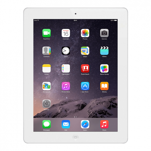 Refurbished iPad 4 Wifi White 64GB (MD515LL/A)(Late-2012)