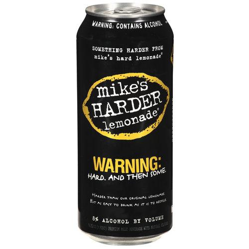 Mike's Harder Lemonade Premium Malt Beverage, 16 fl oz
