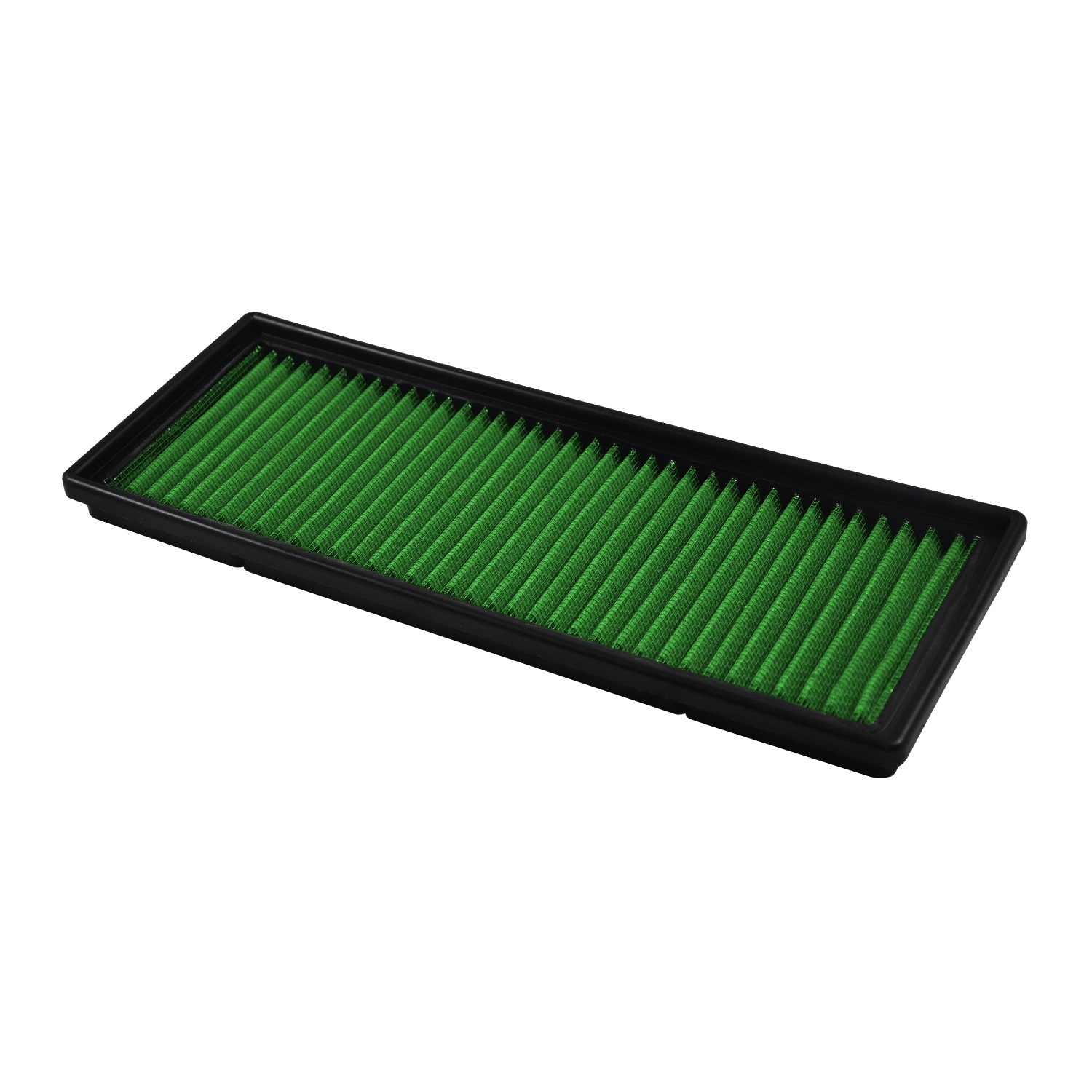 Green Filters 2247 Air Filter; Panel; H-1 3/16 in.; L-5 3...