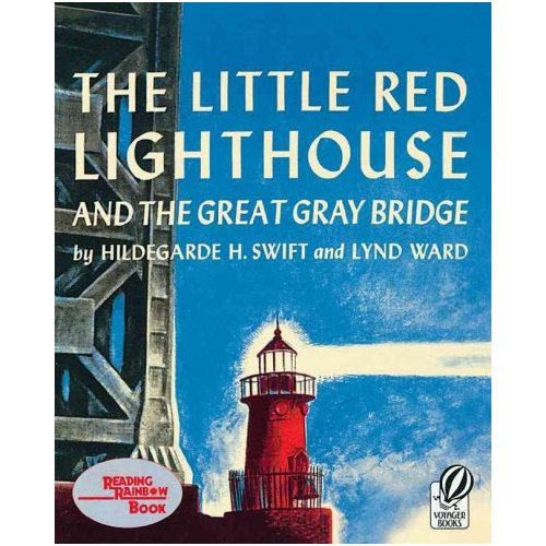 The Little Red Lighthouse and the Great Gray Bridge : Restored Edition