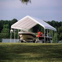 SuperMax Canopy 18 x 40 ft. White