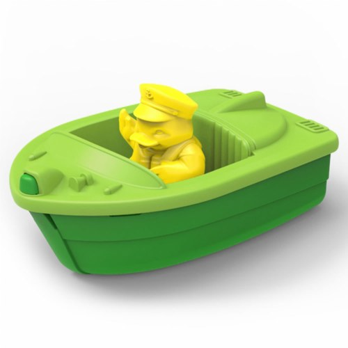 Green Toys Speed Boat, Green
