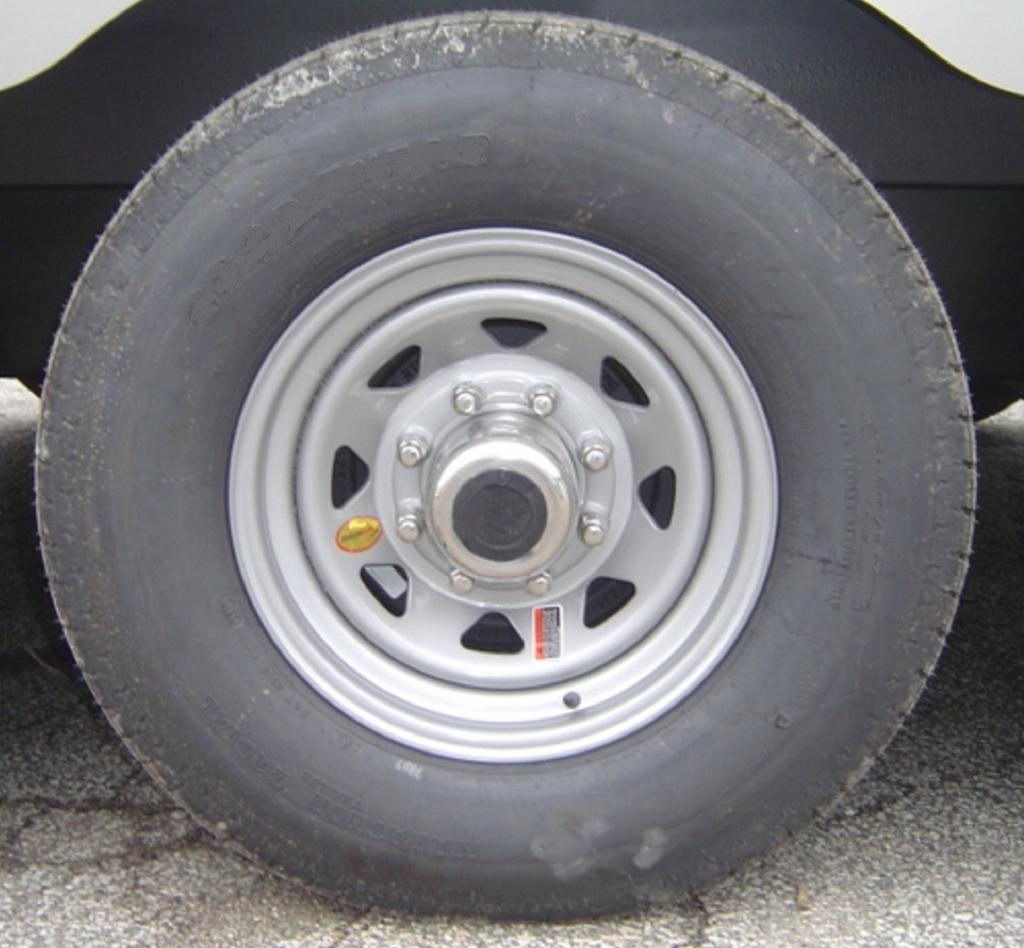 Goodyear Marathon Trailer Tire LT235/85R16 Load G 8 Lug S...