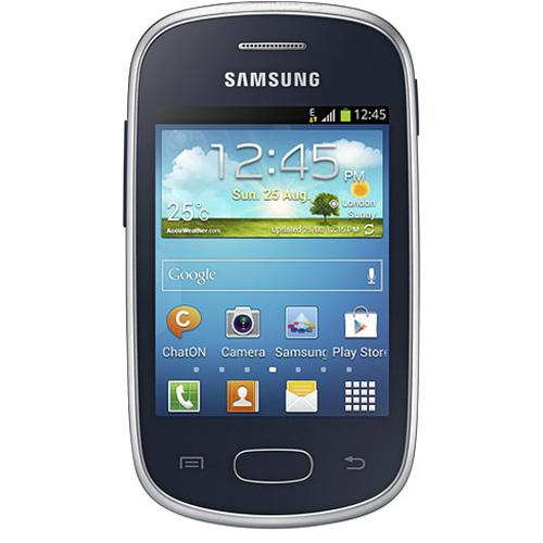 Samsung Galaxy Star 2 S5282 Black 3 Inch Touch Screen Mobile Phone w/ 2.0 MP Camera