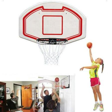 Ktaxon indoor kids mini wall mount basketball hoop goal - Indoor basketball hoop for bedroom ...