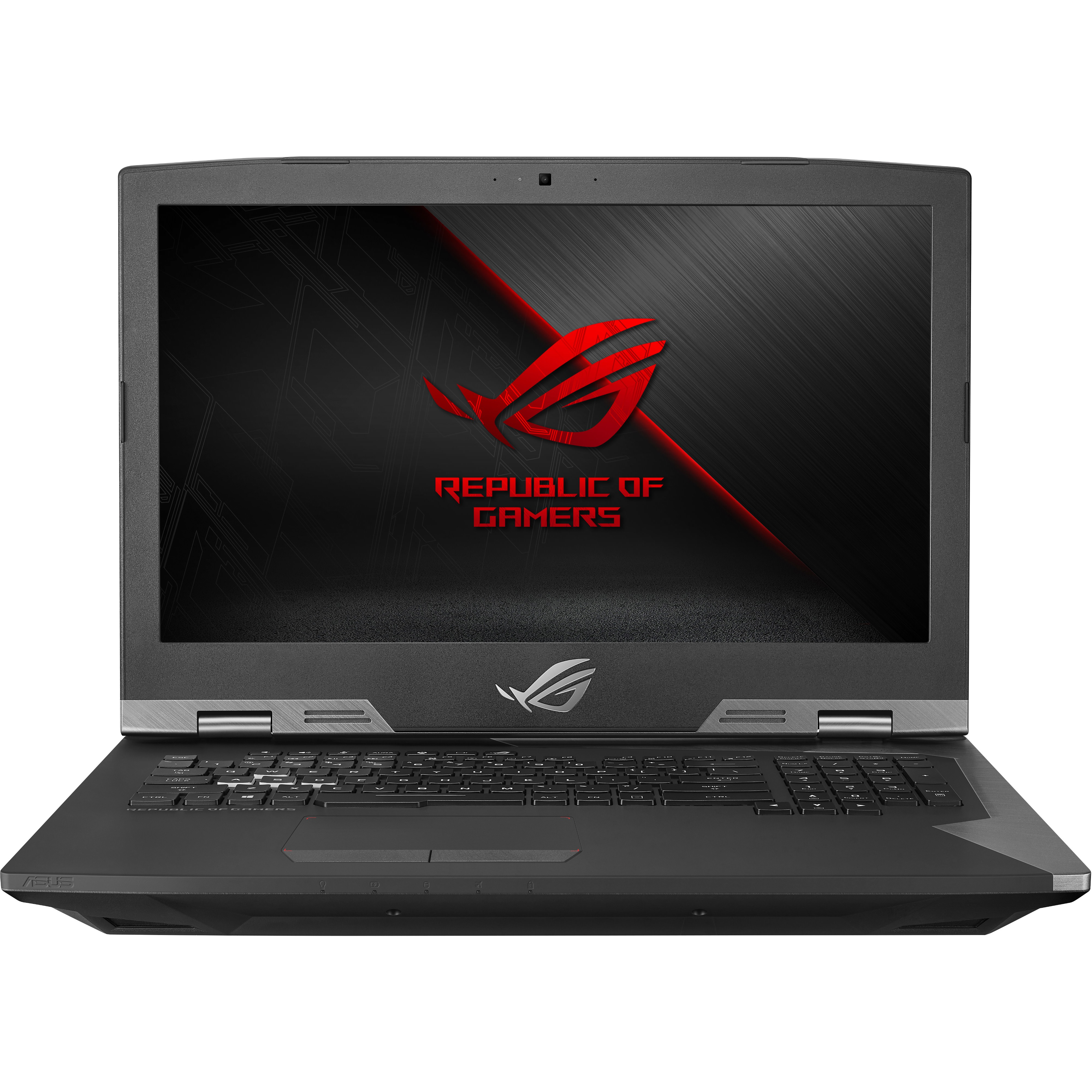 Asus ROG G703VI-XH74K, 17.3-inch 144Hz G-SYNC, Overclocked Core i7 CPU and GTX 1080 8GB, 32GB DDR4, 512GB PCIe... by ASUS