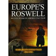 Europe's Roswell: UFO Crash in Aberystwyth (DVD)