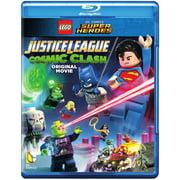 LEGO DC Comics Super Heroes: Justice League - Cosmic Clash(No Figurine) (Blu-ray + DVD)