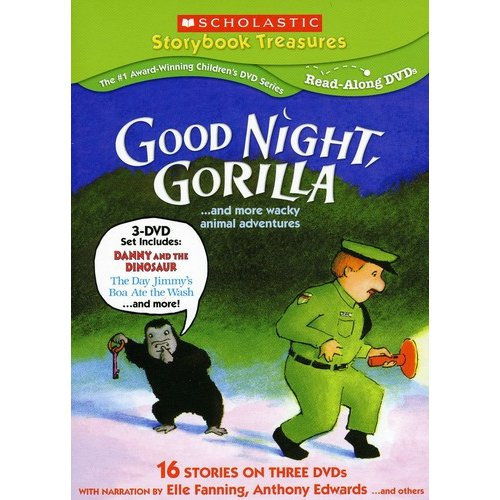 Good Night, Gorilla... And More Great Sleepytime Stories (Full Frame)