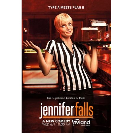 Jennifer Falls 11inx17in Mini Poster in Mail/storage/gift (Jennifer Mini)