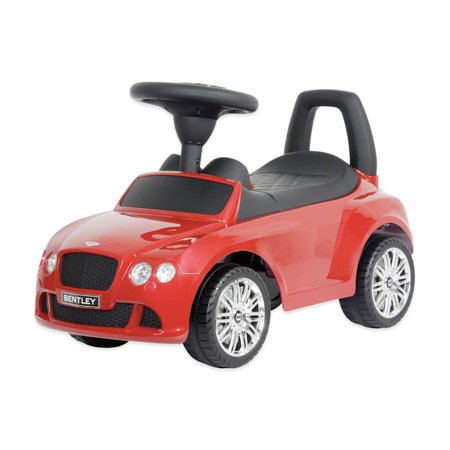 Licensed Bentley Push Car Kids Ride On  Many Colors