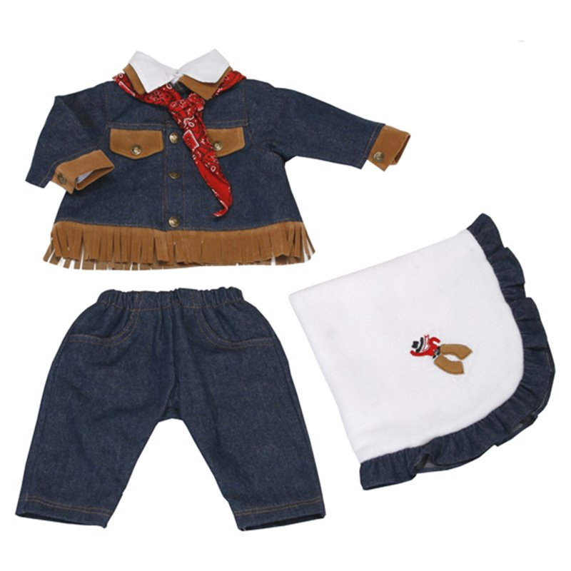 Molly P. Reuben James 18 in. Doll Outfit