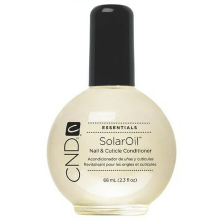CND Solar Oil - Nail & Cuticle Conditioner, 2.3 Fl
