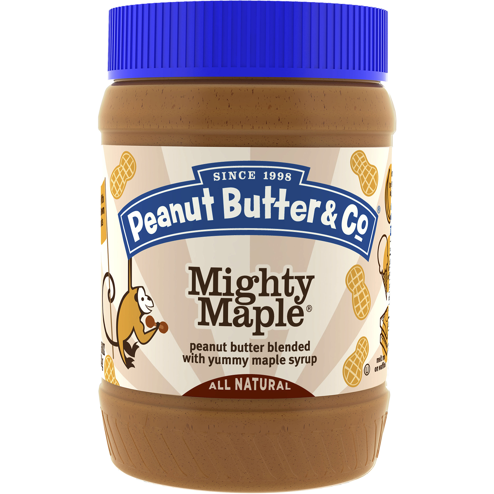 Peanut Butter & Co Peanut Butter, Mighty Maple