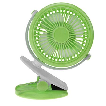 Portable Clip On Personal Fan Usb Rechargeable Battery Operated Mini Desk Desktop Table Electric For