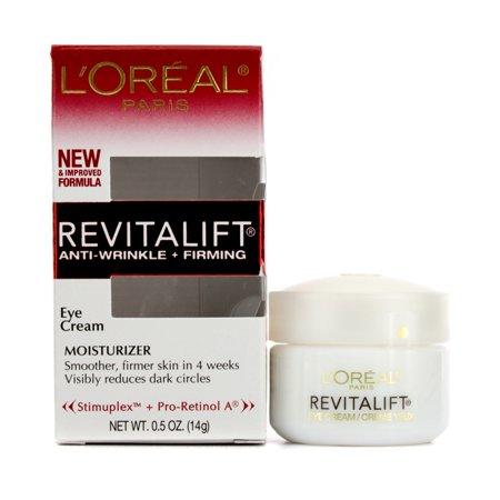 L'Oréal - RevitaLift Anti-Rides Crème Contour des Yeux - 14g / 0,5 oz