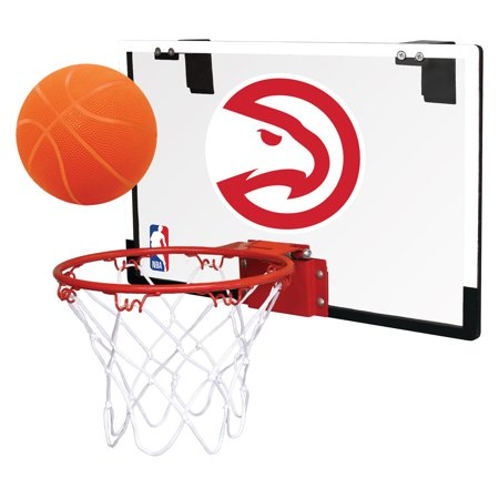 Rawlings NBA Game On Basketball Hoop Set, Atlanta Hawks