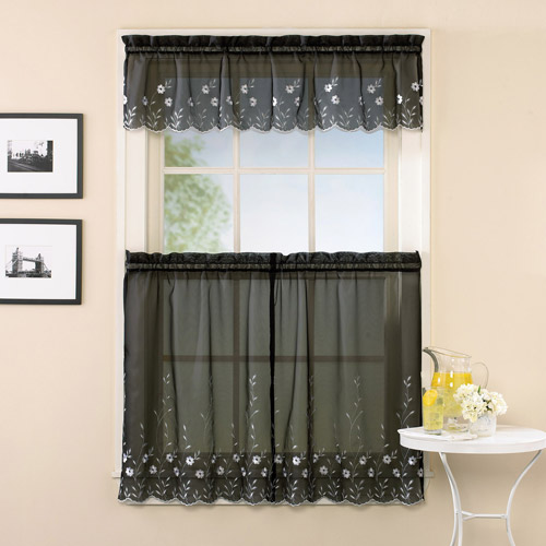CHF & You Evelyn Curtain Panel, Set of 2