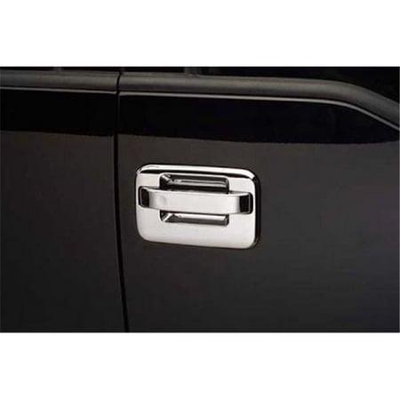PUTCO 403016 16-C TITAN 4DR CHROME DOOR HANDLE - 4dr Door Handles