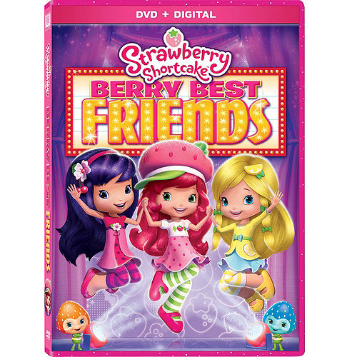 Strawberry Shortcake: Berry Best Friends (DVD + Digital Copy) (With INSTAWATCH) (Widescreen)