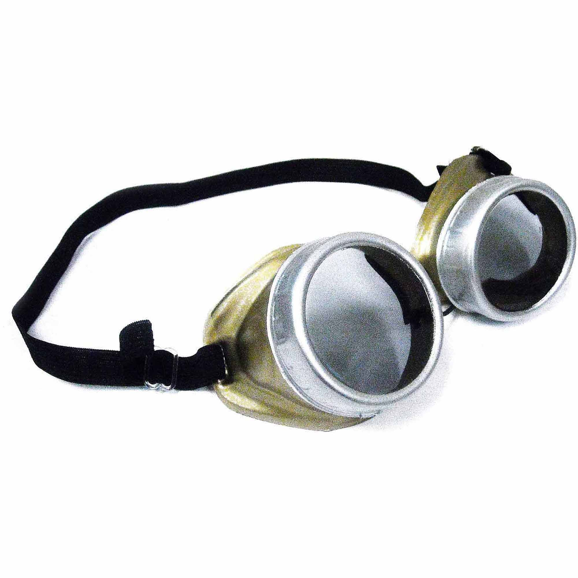 Steampunk Brown Goggles Halloween Costume Accessory