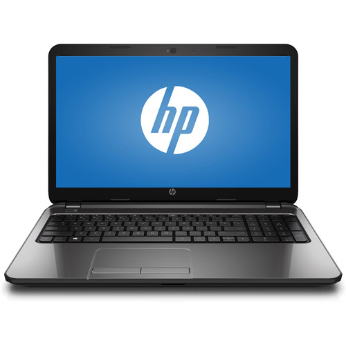 """HP Charcoal 15.6"""" 15-g019wm Laptop PC with AMD E1-2100 Accelerated Processor, 4GB Memory, 500GB Hard Drive and Windows 8.1   (Free Windows 10 Upgrade before July 29, 2016)"""