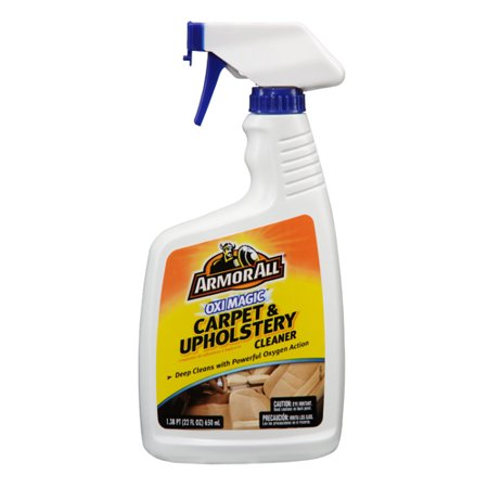 Armor All 78260 Oxi Magic Carpet and Upholstery Cleaner - 22 fl. oz.
