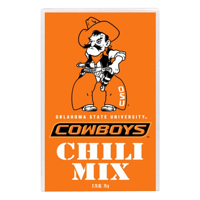 Hot Sauce Harrys 3249 OKLAHOMA STATE Cowboys Chili Mix - 2. 75oz
