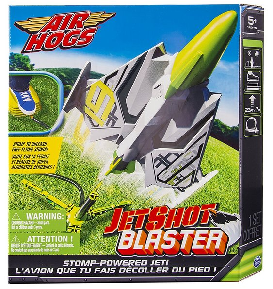 Air Hogs JetShot Blaster Spin Master Airplane Jet Toy by SPIN MASTER