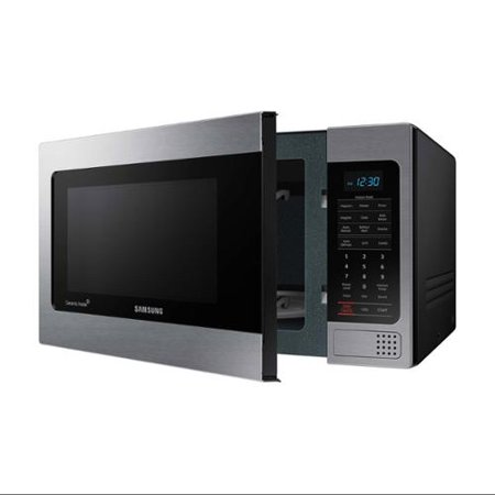 Counter Height Microwave Cart : Samsung Mg11h2020 1.1 Cu. Ft Counter Top Microwave With Grilling ...