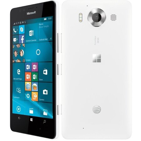 Nokia Lumia 720 Windows - Refurbished Microsoft Nokia Lumia 950 32GB AT&T Unlocked Smartphone RM-1105 Window 10, 20MP
